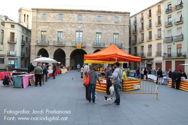 Sant Jordi Ajuntament de Manresa